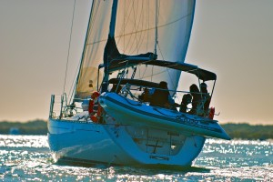 bare boat Sailing Cruises on the Gold Coast
