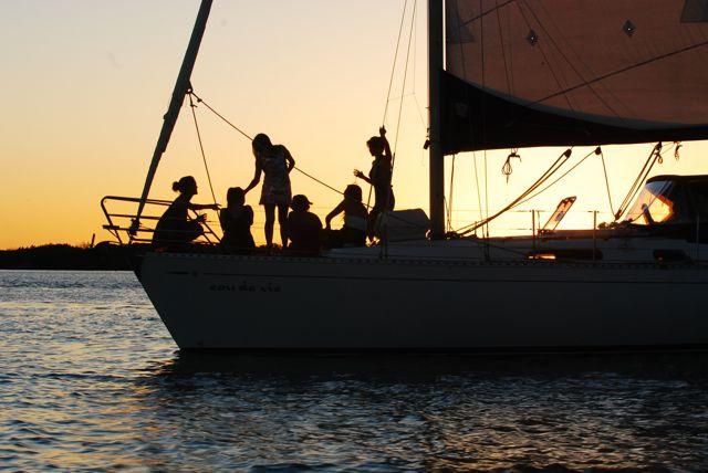 A Gold Coast Tour Sunset Cruise