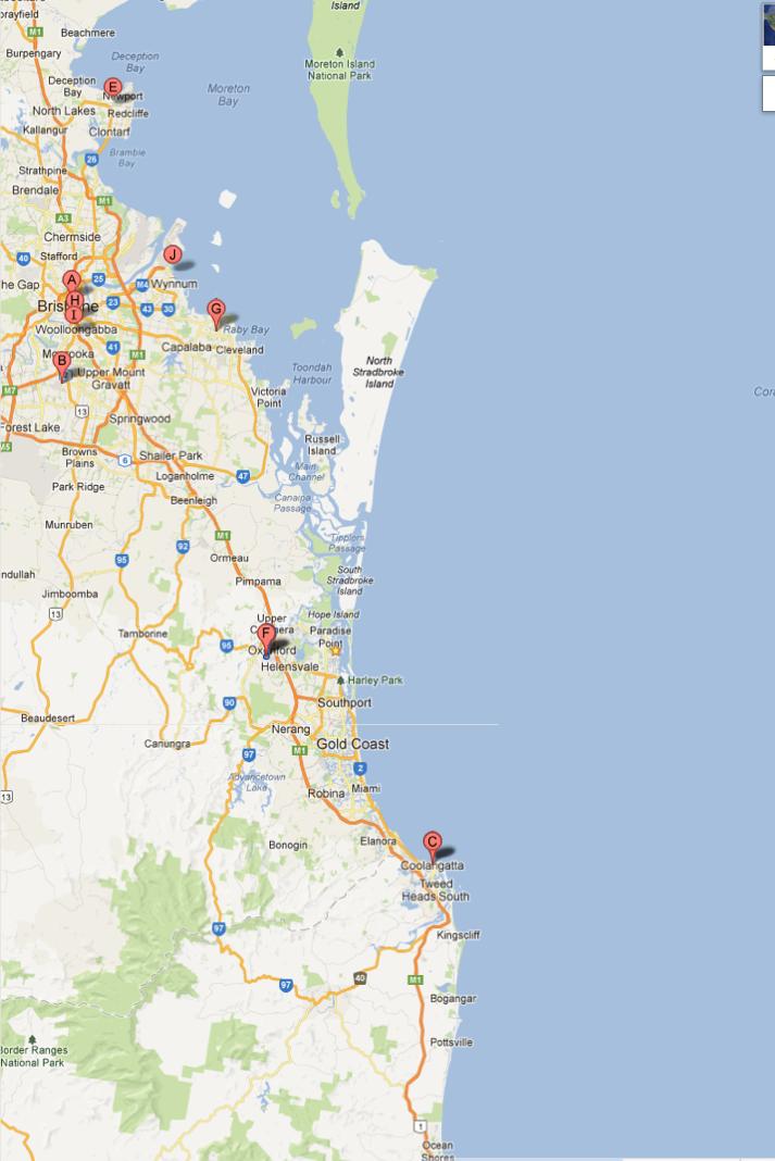 Gold Coast Humpback Highway